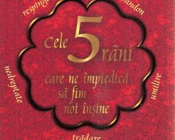 Cele 5 răni care ne împiedică să fim noi înşine